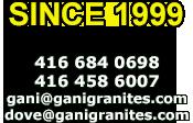 Gani Granites